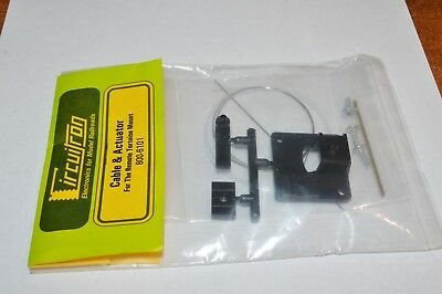 Circuitron Cable & Actuator for remote Tortoise Machine Mount 800-8101