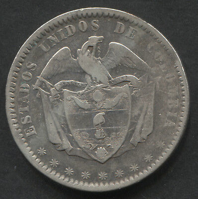 1865 Peso Colombia For so