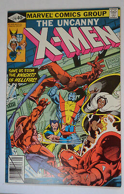 The Uncanny X-Men No.129 / 1980 John Byrne First Kitty Pryde and Emma Frost