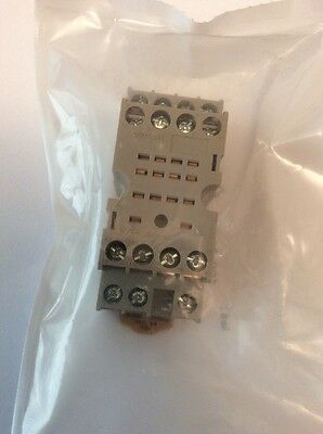 Omron  PYF14A-N  14 pin relay base ( RS part 196 6147 )