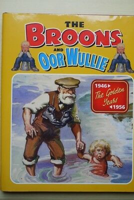The Broons And Oor Wullie The Golden Years 1946 To 1956 Super Condition