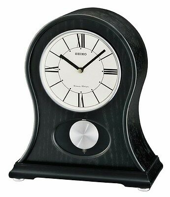 Mantel clock from Seiko QXQ027K RRP £150.00 Now £75.00 Free P&P