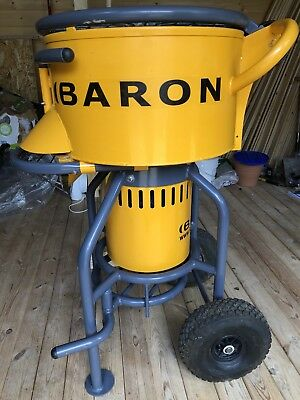 Baron Forced Action Resin Stone Mixer M80 2017