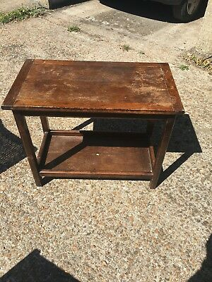 Vintage Antique Side Occasional table