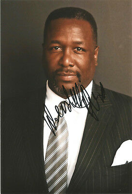 WENDELL PIERCE: 20x30 cm *IN PERSON*