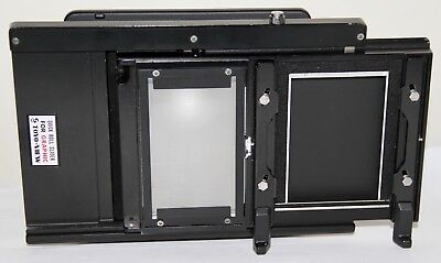 4X5 Toyo Quick Roll Slider for Graphic For Toyo Robos, 45G, 45C, 45A Very Nice