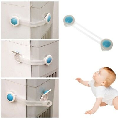 Baby Kids Safety Lock Protection Cabinet Drawer Door Refrigerator Security Care