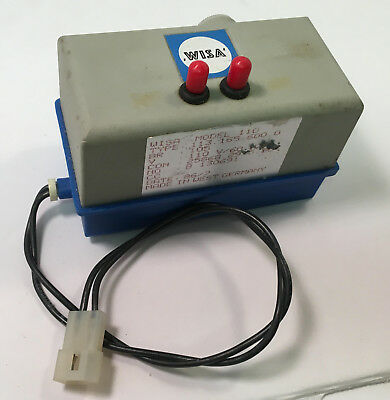 WISA Model 110 Air Pump Type 113.165.600.0 110V, 60Hz