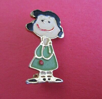 Lucy from the Peanuts Comics Lapel Pin