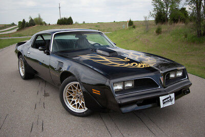 1977 Pontiac Trans Am - 400 - 4spd - Ride-Tech Suspension, Arizona Car 1977 Trans AM - 400 - 4spd - Ride-Tech Suspension Package, Arizona Car