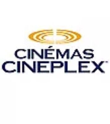 Cineplex Vouchers