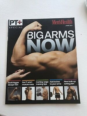 Mens Health Booklet.big Arms Now Build Bigger Biceps Fast Add Inches To Your Arm