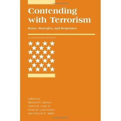Contending with Terrorism (International Security Reade - Paperback NEW Michael