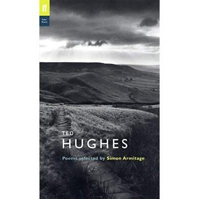 The Faber Hughes: Poems Selected by Simon Armitage (Poe - Paperback NEW Hughes,