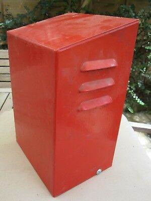 Dummy / Empty Alarm Bell Box, Metal,  320mm x 210mm x 150mm