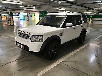 Land Rover Discovery 4 3.0TDV6 erst.9/2012