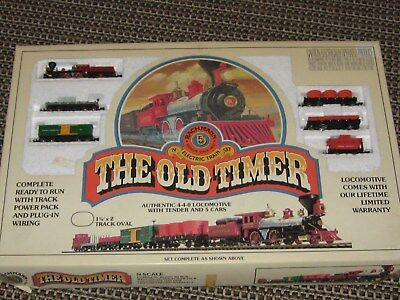 Bachmann N Scale - The Old Timer