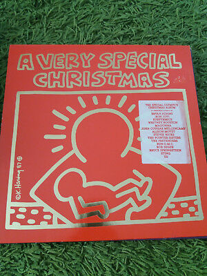 LP A Very Special Christmas
