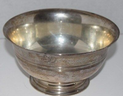 Tiffany & Co #18203 Sterling Silver Bowl