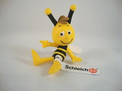 "Die Biene Maja ""Willi sitzend"" Figur Schleich-Figuren Maya Bee Willy 27003"