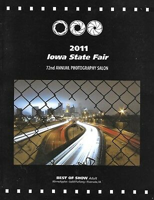 2011 Iowa State Fair 72nd Annual Photography Salon 106 Pages
