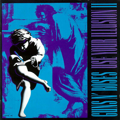 GUNS N' ROSES Use Your Illusion II CD BRAND NEW 2