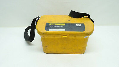 3M Dynatel 2273 Pipe Cable Locator Transmitter 9/Tool