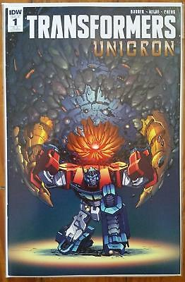 Transformers Unicron #1 !!  1:10 Griffith Variant !! NM/NM+ !!