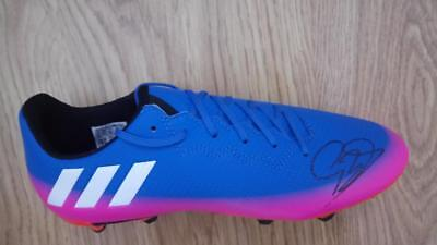 f3f8950420c8 GARETH BALE HAND Signed Adidas Football Boot + COA REAL MADRID FC - £15.00