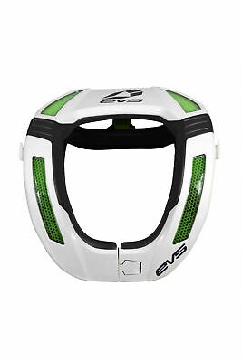 EVS Sports R4K-W-A Race Collar White - Adult