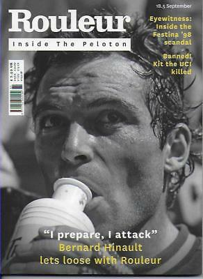 ROULEUR MAGAZINE - ISSUE September 2018  (NEW) *Post included to UK/Europe/USA