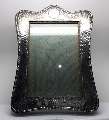 Antique Sterling Silver Photo Frame  1918-19