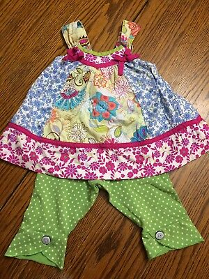 Matilda Jane Outfit Size 12-18 Month EUC