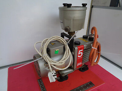 Edwards E1M5 vacuum pump single stage 240v  LOTEWPH425R