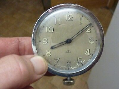Small Old Imhof Clock--Working