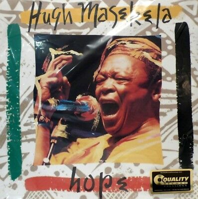HUGH MASEKELA  AAPJ-117-33  Analogue Productions  HOPE 2LP 12 songs 200g