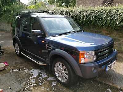Land Rover Discovery 3 2.7 TDV6 SE*Spares or Repairs *Needs TLC Starts Drives