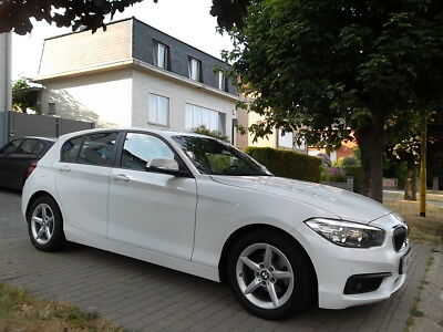 BMW 116 d // FULL OPTION // 2016 // Euro 6 //