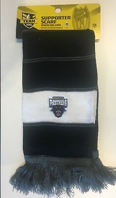 Penrith Panthers - Scarf With Tassels - Nrl