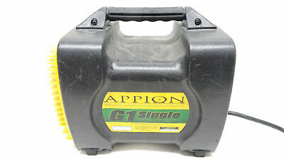 Appion G1 SINGLE Single Cylinder Recovery Unit -  1/B59780A