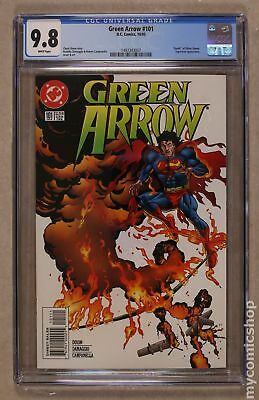 Green Arrow (1st Series) #101 1995 CGC 9.8 1497343007