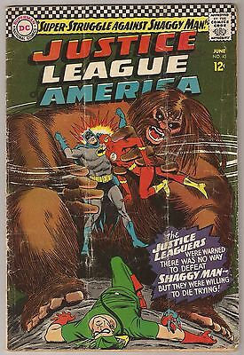 Justice League of America #45 GD/VG 3.0