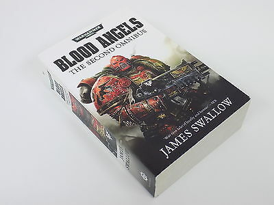 40k BLOOD ANGELS the Second Omnibus James Swallow 9781849701280 13755