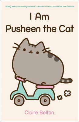 I Am Pusheen the Cat by Claire Belton 9781476747019 (Paperback, 2013)