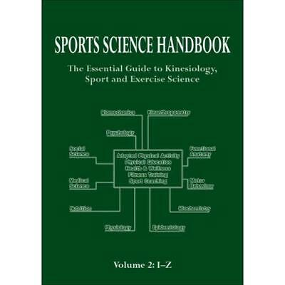 Sports Science Handbook: v. 2: The Essential Guide to K - Paperback NEW Jenkins,