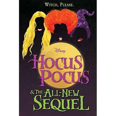 Hocus Pocus and the All-New Sequel - Hardback NEW Jantha, A W 10/07/2018