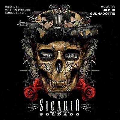Sicario: Day Of The Soldado - Soundtrack - Hildur Guðnadóttir (NEW CD)