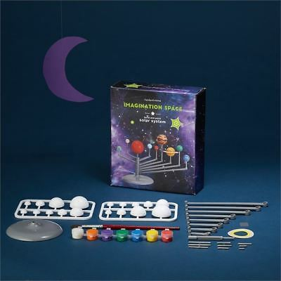 Build Your Own Solar System Educational Science Space Planet Kit in Gift Box