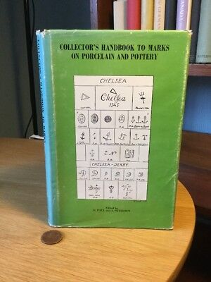 Collectors Handbook To Marks On Porcelain Pottery 1974 - Paul/Petersen