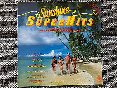 Sunshine Super-Hits - Lp--Die großen Sommerhits , Top Excellent